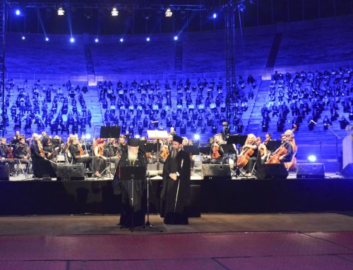 Συναυλία στο Καλλιμάρμαρο: «… για την Πίστη και τη Λευτεριά»
